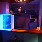 aquarium cubic cuisine
